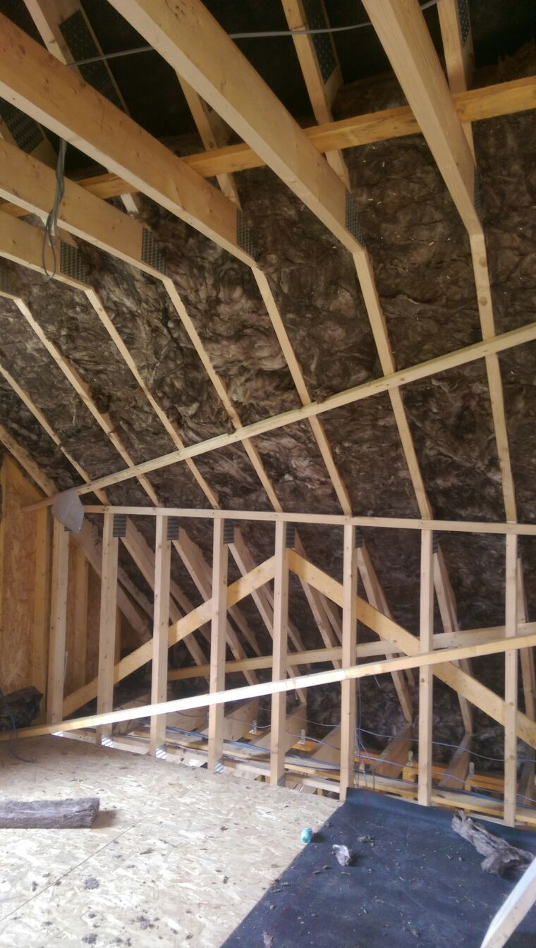 High Density Timberframe Insulation